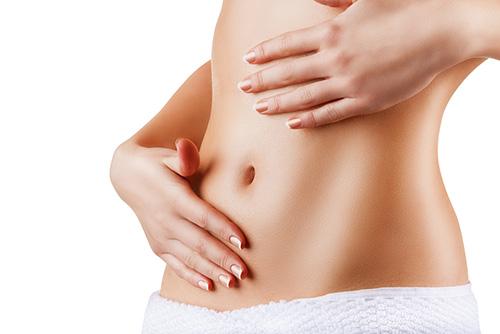 massage abdominal