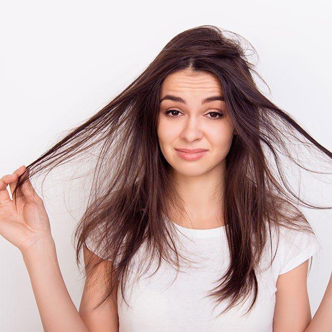 Wat maakt jouw haar dunner?