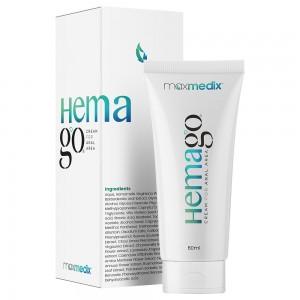 maxmedix HemaGo Crème 60ml Crème