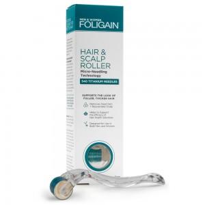 Foligain Haar & Hoofdhuid Roller