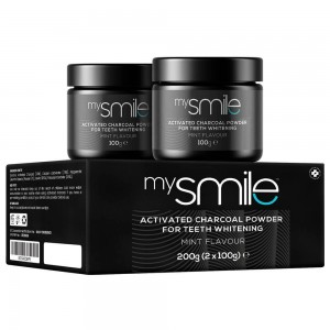 mysmile Activated Charcoal Poeder
