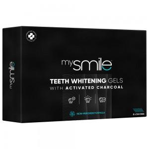 Eco Masters mySmile Teeth Whitening Gels - 8 mySmile Refill Whitening Gels