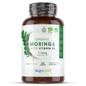 Biologische Moringa Capsules