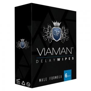 Viaman™ - Vertragende Doekjes