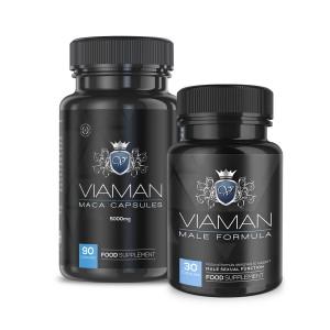 Viaman bundel | Natuurlijke stimulanten voor hem