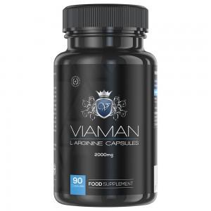 Viaman L-Arginine 90 Capsules