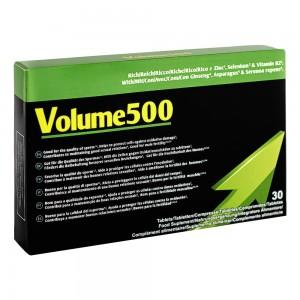 Volume500 | Verbeter en vergroot sperma | ShytoBuy NL